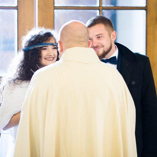 wejście ślub