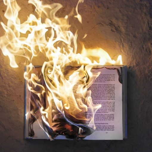 książki i zagrożenia duchowe